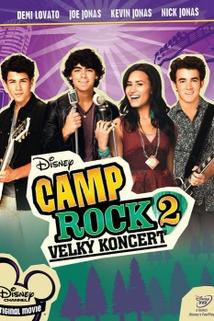 Camp Rock 2: Velký koncert  - Camp Rock 2: The Final Jam