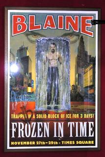 David Blaine: Frozen in Time