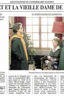 Maigret et la vieille dame de Bayeux