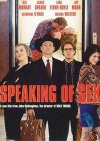 Sex instruktor  - Speaking of Sex