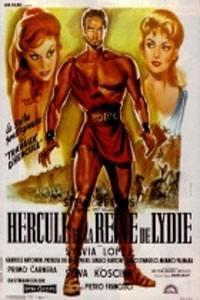 Herkules a královna lýdská  - Ercole e la regina di Lidia