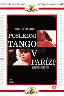 Plakát k filmu: Poslední tango v Paříži