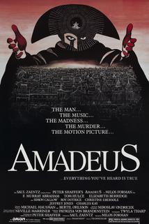 Plakát k filmu: Amadeus