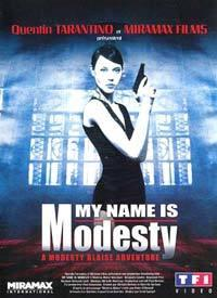 Modesty: Dobrodružství Modesty Blaise  - My Name Is Modesty: A Modesty Blaise Adventure