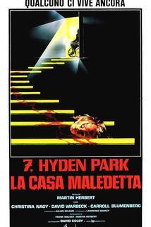 7, Hyden Park: la casa maledetta
