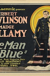 The Man in Blue