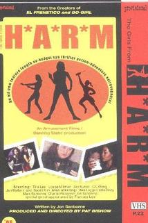 The Girls from H.A.R.M.!
