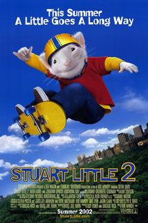 Myšák Stuart Little 2  - Stuart Little 2