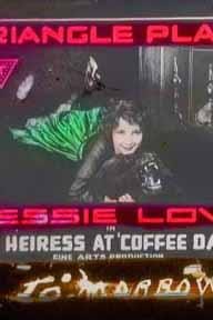 The Heiress at Coffee Dan's