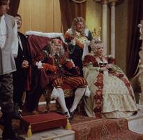 Co takhle svatba, princi?
