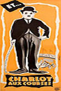 Chaplin na automobilových závodech
