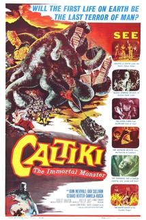 Caltiki - il mostro immortale