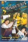 Tres mosqueteros y medio, Los (1957)