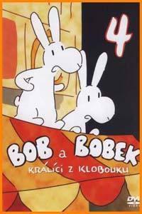 Bob a Bobek - králíci z klobouku  - Bob a Bobek - králíci z klobouku