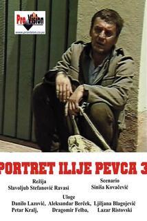 Portret Ilije Pevca  - Portret Ilije Pevca