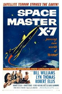 Space Master X-7  - Space Master X-7