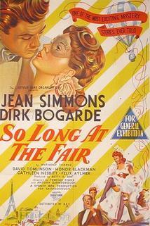 Zmizení na světové výstavě  - So Long at the Fair