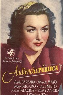 Audiencia pública  - Audiencia pública