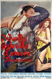 Novelle galeotte d'amore