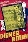 Diener lassen bitten (1936)
