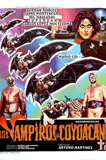 Los vampiros de Coyoacán