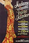 Madame nechce děti (1933)