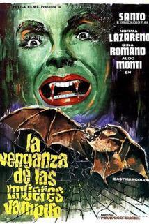 Venganza de las mujeres vampiro, La