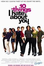 Plakát k filmu: Deset důvodů, proč tě nenávidím