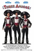 Plakát k filmu: Tři amigos