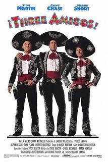 Tři amigos
