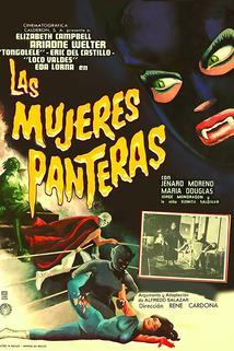 Mujeres panteras, Las