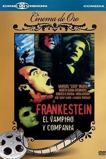 Frankestein: El vampiro y compania