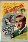 Cinco rostros de mujer (1947)