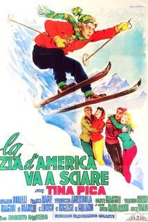Zia d'America va a sciare, La