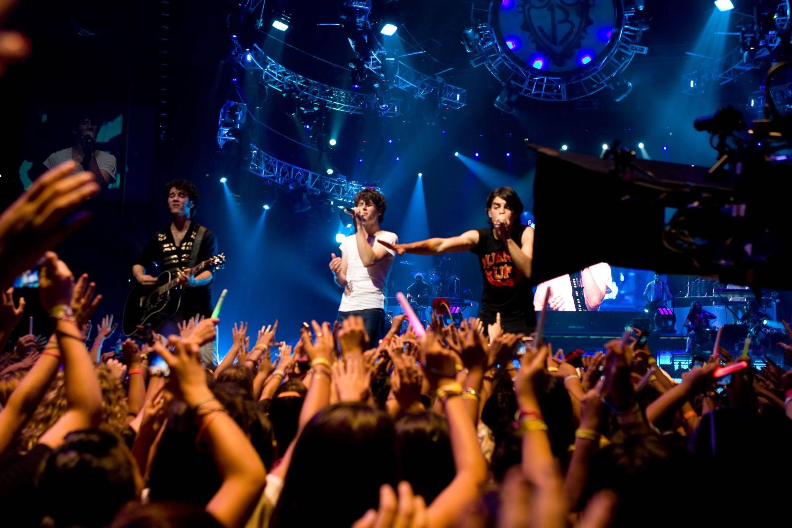 Jonas Brothers: 3D Koncert