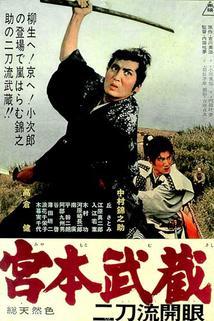Miyamoto Musashi: Nitoryu kaigen  - Miyamoto Musashi: Nitoryu kaigen