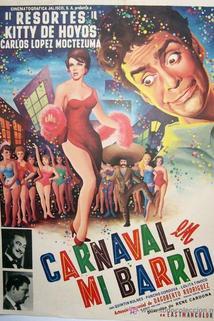 Carnaval en mi barrio