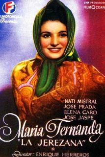 María Fernanda, la Jerezana