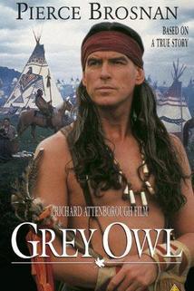 Indián  - Grey Owl