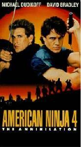 Americký Ninja 4  - American Ninja 4: The Annihilation