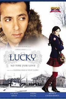 Plakát k filmu: Lucky: No Time for Love