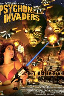 Psychon Invaders
