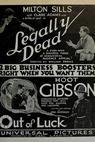 Legally Dead (1923)