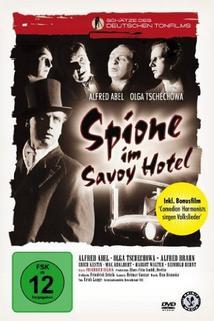 Spione im Savoy-Hotel