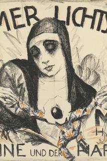 Die Nonne und der Harlekin