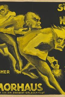 Söhne der Nacht, 1. Teil: Die Verbrecher-GmbH