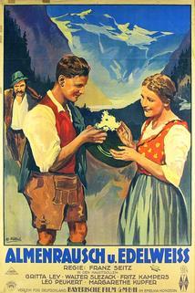 Almenrausch und Edelweiss