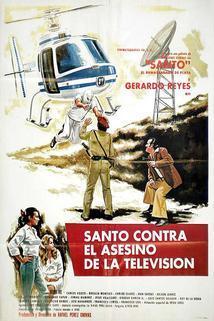 El Santo proti televiznímu vrahovi