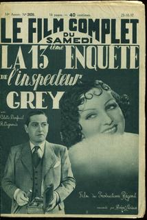 Treizième enquête de Grey, La