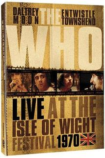 Listening to You: The Who at the Isle of Wight  - Listening to You: The Who at the Isle of Wight